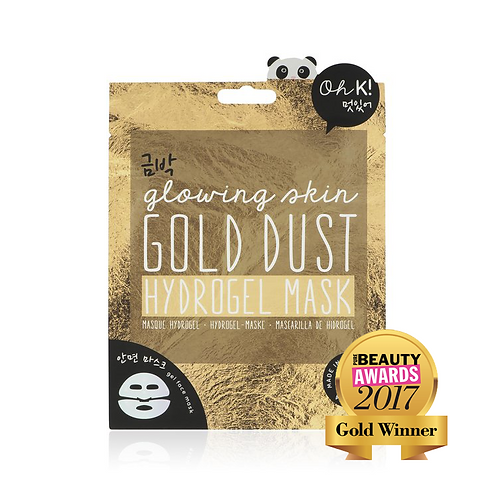 Oh K! Gold Dust Hydrogel Face Mask