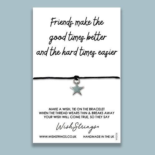 Wishstring Bracelet | Friends