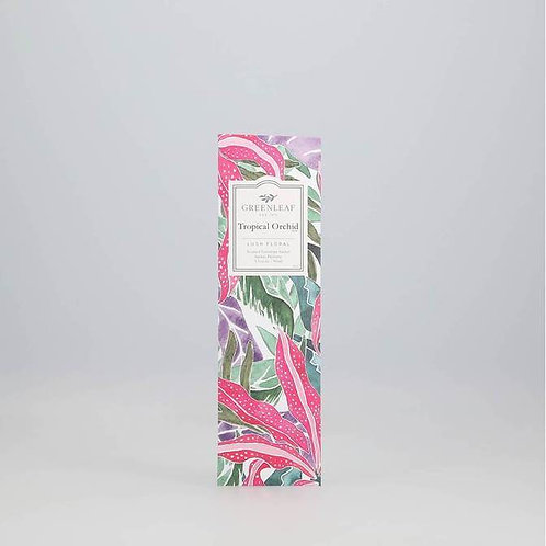 Tropical Orchid Scented Sachet