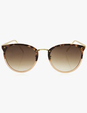 Katie Loxton | Santorini Sunglasses Pink & Tortoiseshell