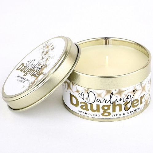 Darling Daughter Occasion Candle