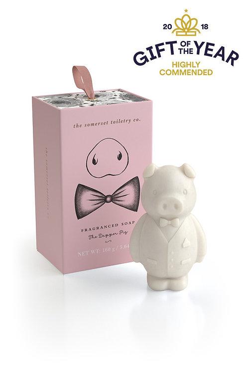 Pig Shaped Soap - Pink Grapefruit