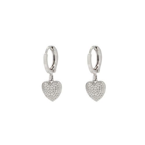 Earrings | Endless Love Hearts