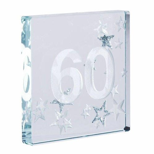 Spaceform Miniature Glass Token | 60