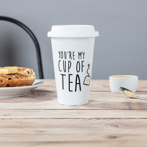 My Cup Of Tea Travel Mug