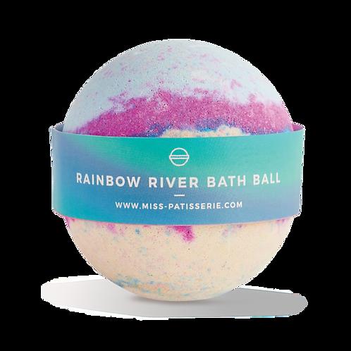Rainbow River Bath Ball