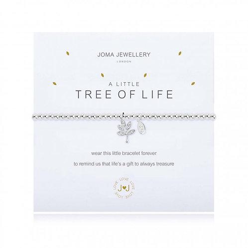A Little Tree Of Life Bracelet