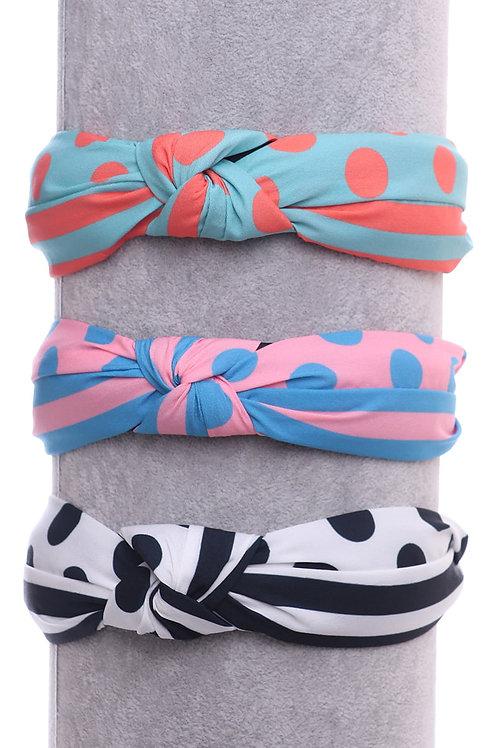 Polka Dot Headbands