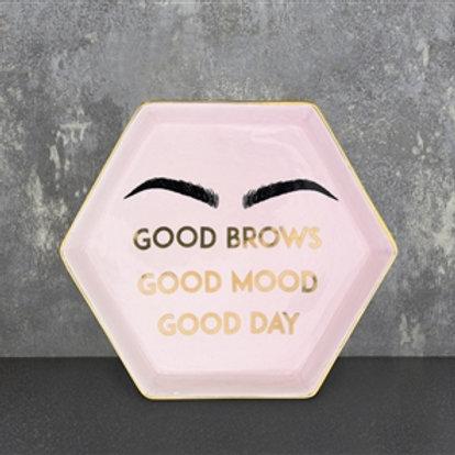 Good Brows Trinket Tray