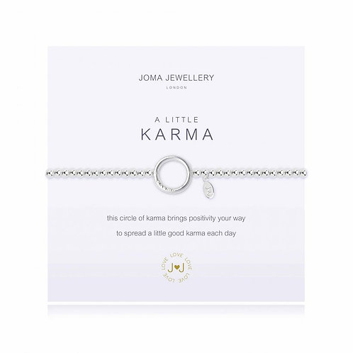 A Little Karma Bracelet