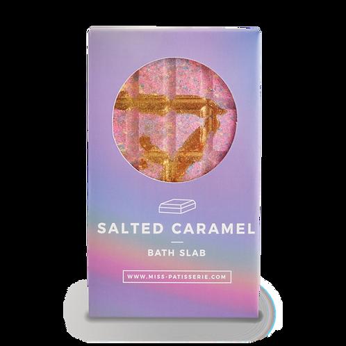 Salted Caramel Bath Slab