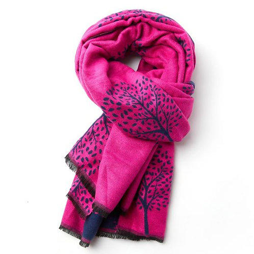 Terry Mulberry Tree Scarf