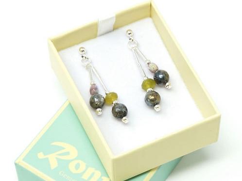 Gemstone Jewellery | Juniper Earring