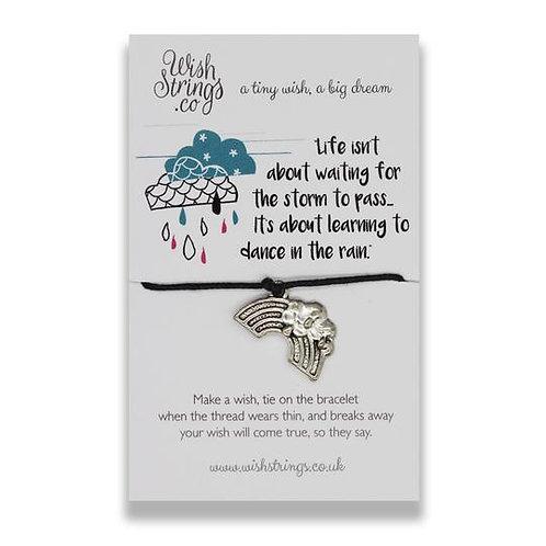 Wishstring Bracelet | Dance In The Rain..