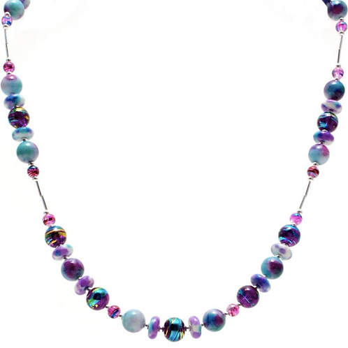 Gemstone Jewellery | Patchwork Necklace