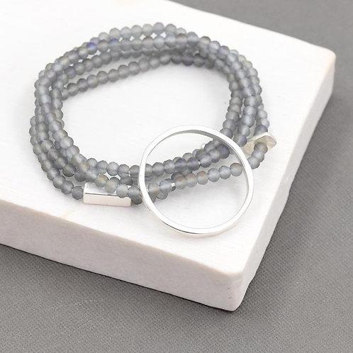 Multi Strand Bracelet Or Single Strand Necklace