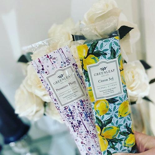 Prosecco Plum Scented Sachet* New fragrance