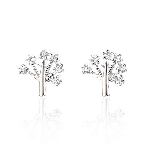 Crystal Tree Of Life Studs