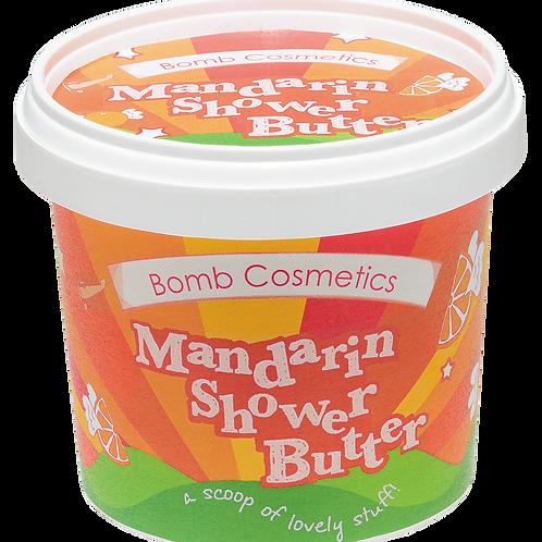 Mandarin Cleansing Shower Butter