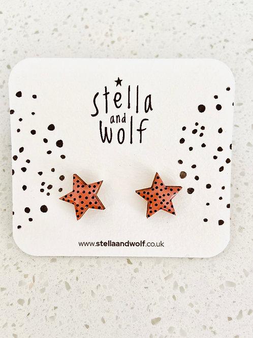 S&W Polka Dot Stars