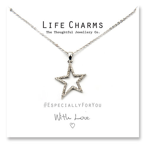 Life Charms, EFY Star Necklace