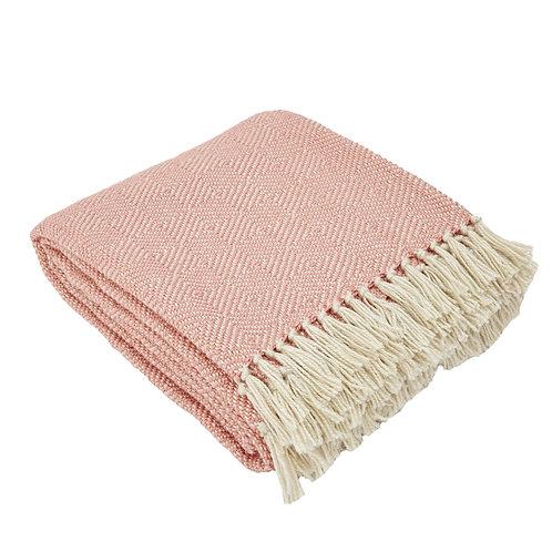 Diamond Coral Blanket