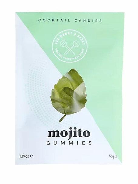 Cocktail Gummies - Mojito