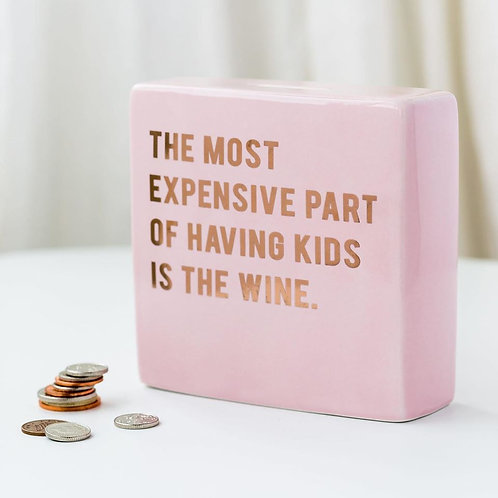 The Most Expensive Part Of... Money Box
