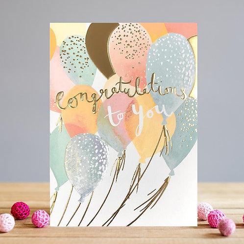 Card | Congratulations