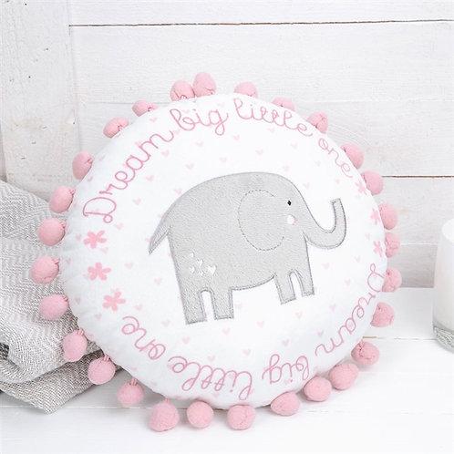 Petit Cheri Elephant Cushion