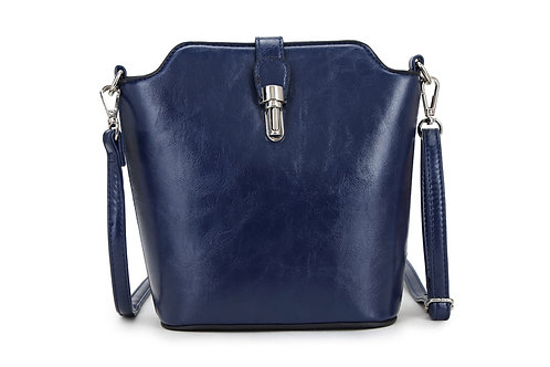 Classic Crossbody Bag - Navy