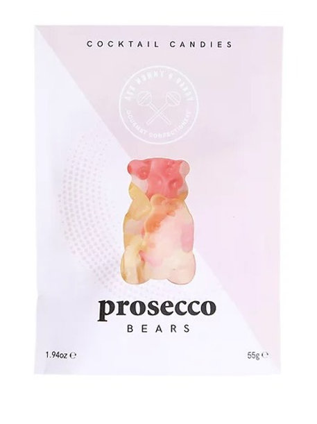 Cocktail Gummies - Prosecco Bears