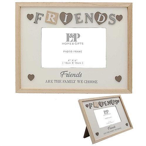 Friends Sentiments Frame