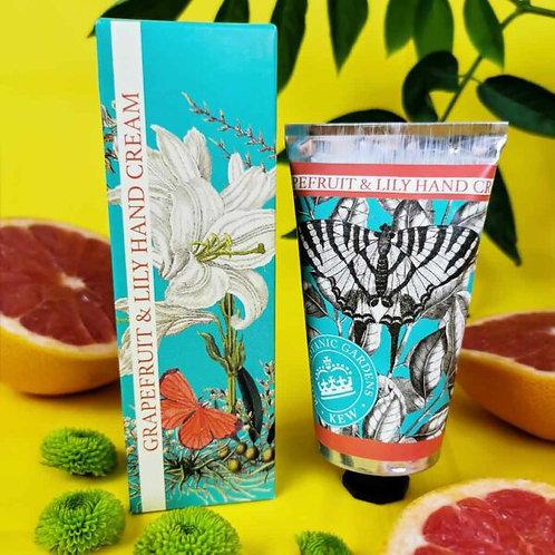 Grapefruit & Lily Handcream