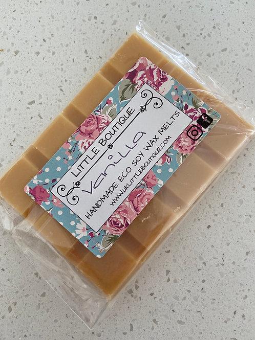 Handmade Eco Wax Soy Melts - Vanilla