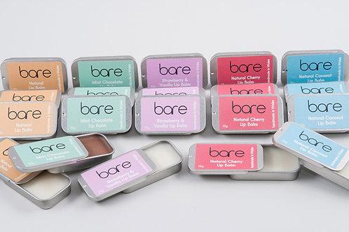 Bare Natural Beeswax Lip Balm
