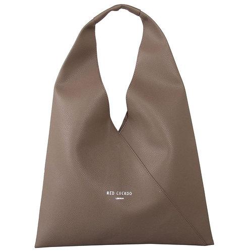 Red Cuckoo Khaki Shoulder Bag