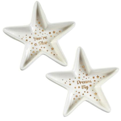 Star Shape Trinket Dish