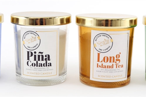 Cocktail Scented Candle