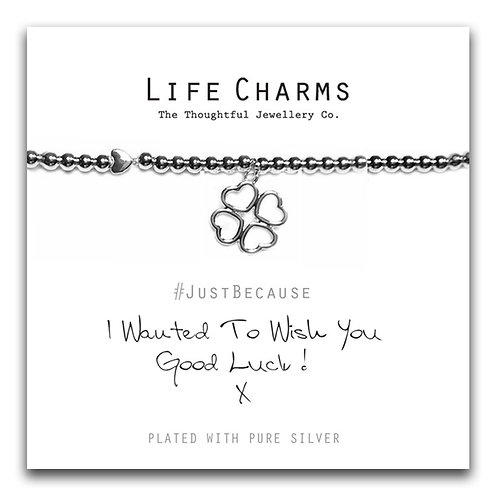 Life Charms, Good Luck Bracelet