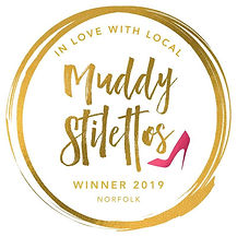 Muddy Stilettos Winner