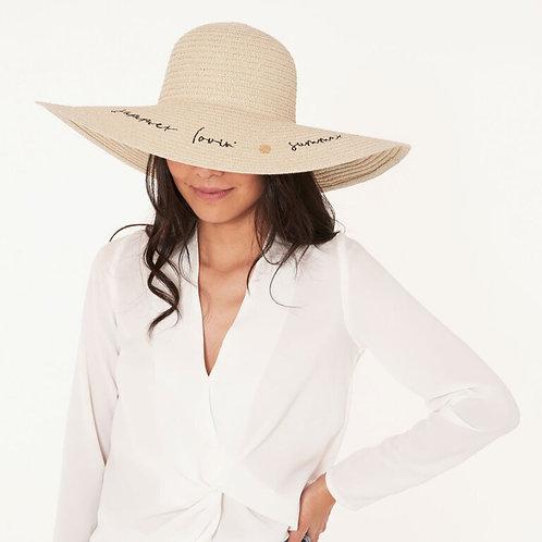 Katie Loxton Straw Hat Summer Lovin'