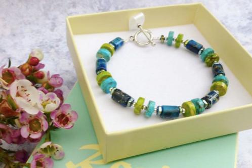 Gemstone Jewellery | Marvel B2 Bracelet