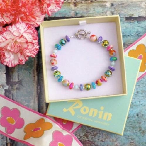 Gemstone Jewellery | Fizz 1 Bracelet