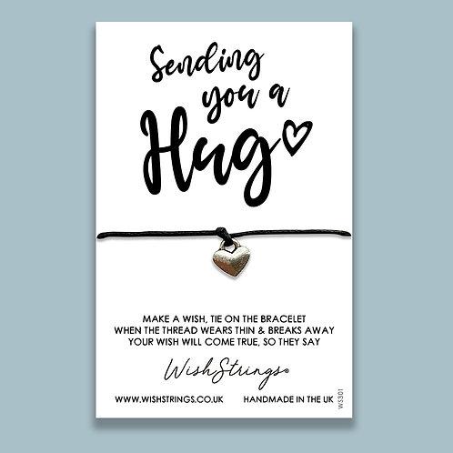 Wishstring Bracelet | Sending You A Hug