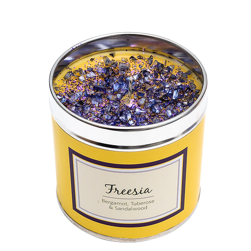 Freesia Seriously Scented Candle