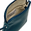 Thumbnail: Leather Slim Crossbody Bag | Teal