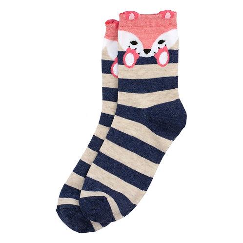 Socks | Fox Stripe