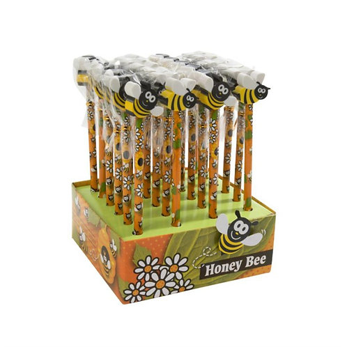 Honey Bee Pencil and Topper