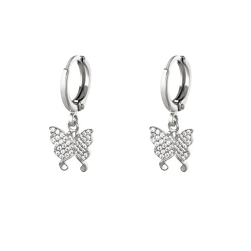 Huggies | Earring Butterfly